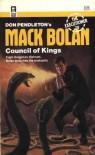 Council Of Kings - Chet Cunningham, Les Danforth, Don Pendleton