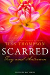 Scarred: Trey and Autumn (Cliffside Bay #8) - Tess Thompson