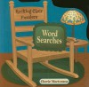 Rocking Chair Puzzlers Word Searches - Cherie Martorana
