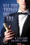 All The Things You Are - M. Jules Aedin,  Anna J. Linden