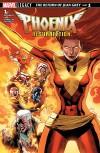Phoenix Resurrection: The Return Of Jean Grey (2017-2018) #1 (of 5) - Leinil Francis Yu, Matt Rosenberg