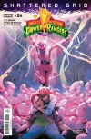Mighty Morphin Power Rangers #26 - Kyle Higgins