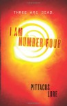 I Am Number Four (Lorien Legacies, Book 1) - Pittacus Lore