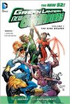 Green Lantern: New Guardians, Vol. 1: The Ring Bearer - Tony Bedard, Tyler Kirkham, Batt