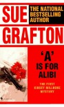 'A' is for Alibi  - Sue Grafton