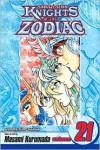 Knights Of The Zodiac Vol. 21 (Saint Seiya): Under the Sala Trees - Masami Kurumada