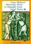 Canu Maswedd Yr Oesoedd Canol / Medieval Welsh Erotic Poetry - Dafydd Johnston