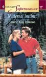 Maternal Instinct: 3 Good Cops (Harlequin Superromance No. 1040) - Janice Kay Johnson