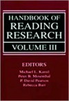 Handbook Of Reading Research SetOp: Handbook of Reading Research, Volume III - Michael L. Kamil