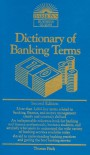 Dictionary of Banking Terms - Thomas P. Fitch