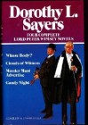 Four Complete Lord Peter Wimsey Novels: Whose Body?, Clouds of Witness, Murder Must Advertise, Gaudy Night - Dorothy L. Sayers