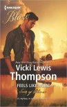 Feels Like Home  - Vicki Lewis Thompson