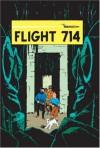 Flight 714 - Hergé