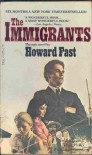 The Immigrants (paperback) - Howard Fast