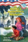 The Secret at Jefferson's Mansion - Ron Roy, Timothy Bush