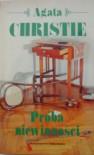 Próba niewinności - Agatha Christie