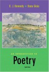 An Introduction to Poetry - X.J. Kennedy, Dana Gioia