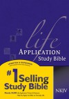 Life Application Study Bible NKJV - Tyndale
