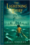 The Lightning Thief (Percy Jackson and the Olympians Series #1) -