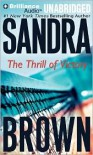 The Thrill of Victory (Audiocd) - Sandra Brown, Natalie Ross