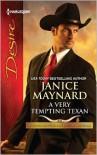 A Very Tempting Texan - Janice Maynard