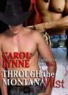 Through the Montana Mist (Saddle Up and Ride, #3) - Carol Lynne