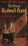 The Great Redwall Feast - Brian Jacques, Christopher Denise