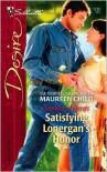 Satisfying Lonergan's Honor (Summer of Secrets, #3) - Maureen Child
