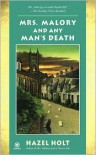 Mrs. Malory and Any Man's Death (Mrs. Malory Series #19) - Hazel Holt