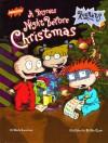 A Rugrats Night Before Christmas (Rugrats (Simon & Schuster Hardcover)) - David Lewman