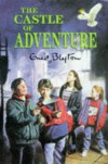 The Castle of Adventure (Adventure Series, #2)  - Enid Blyton