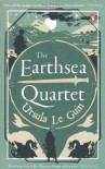 The Earthsea Quartet (Earthsea Cycle, #1-4) - Ursula K. Le Guin