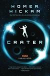 Crater (A Helium-3 Novel) - Homer Hickam