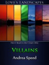 Villains - Andrea Speed