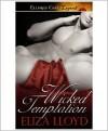 Wicked Temptation  - Eliza Lloyd