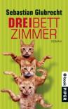 Dreibettzimmer: Roman (German Edition) - Sebastian Glubrecht