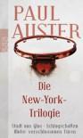 Die New-York-Trilogie: Stadt aus Glas. Schlagschatten. Hinter verschlossenen Türen - Paul Auster, Joachim A. Frank