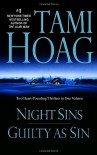 Night Sins/Guilty as Sin - Tami Hoag