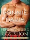 A Highlander's Obsession: A Loveswept Contemporary Romance - Vonnie Davis