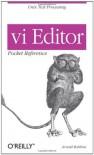 VI Editor Pocket Reference (Pocket Reference (O'Reilly)) - Arnold Robbins, Gigi Estabrook