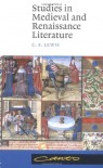 Studies in Medieval and Renaissance Literature (Canto) - C.S. Lewis, Walter Hooper