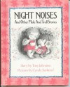 Night Noises and Other Mole and Troll Stories (A See and Read Book) - Tony Johnston