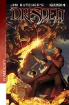 Jim Butcher's The Dresden Files: War Cry #3 - Jim Butcher, Mark Powers, Carlos Gomez