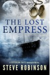 The Lost Empress (Jefferson Tayte Genealogical Mystery) - Steve Robinson