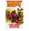Hellboy: The Lost Army - Christopher Golden, Mike Mignola