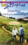 A McKaslin Homecoming (The McKaslin Clan: Series 3, Book 5) (Love Inspired #403) - Jillian Hart