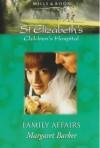 Family Affairs (St.Elizabeth's Children's Hospital) - Margaret Barker