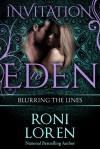 Blurring the Lines - Roni Loren