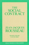 The Social Contract - Jean-Jacques Rousseau, G.D.H. Cole