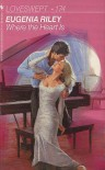 Where the Heart Is (Loveswept, No 174) - Eugenia Riley